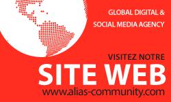 Site Web Alias Community