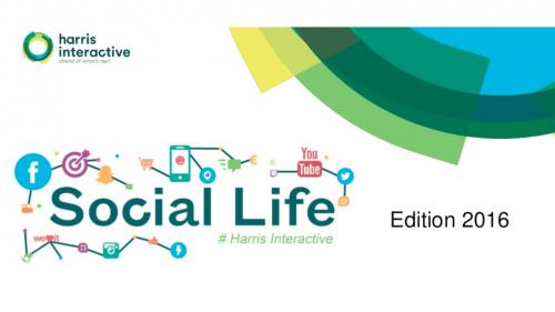 Social Life, le baromètre annuel des Médias Sociaux