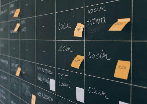Réseaux Sociaux : les PME peu actives